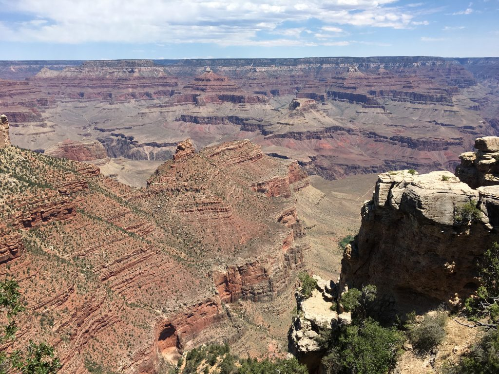 Grand Canyon - Západ USA
