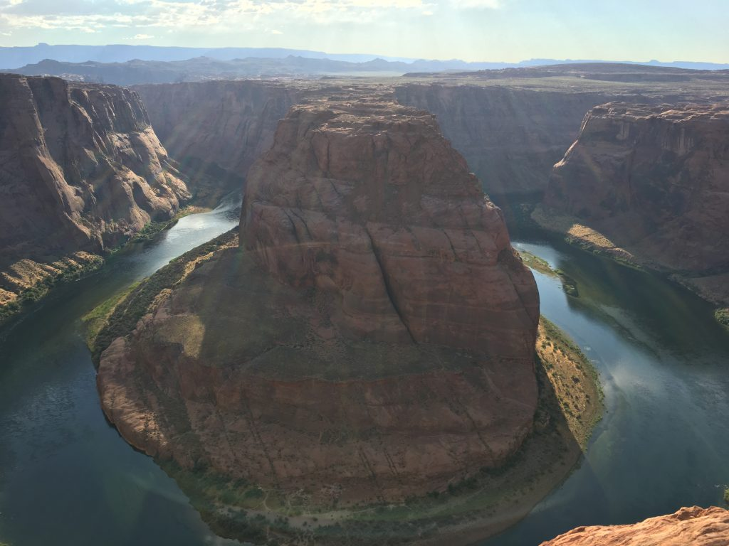 Horseshoe Bend - Západ USA