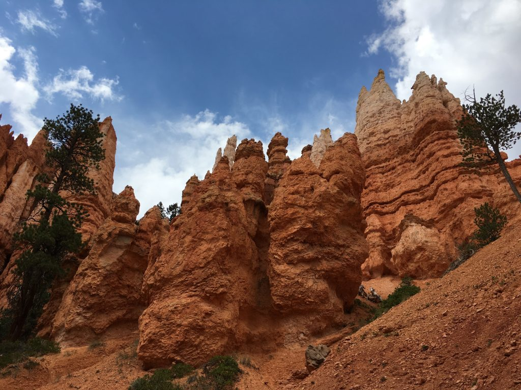 Bryce Canyon - Západ USA