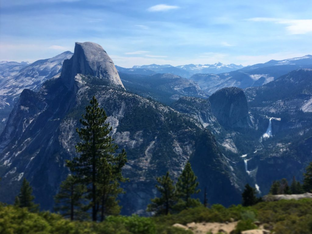 Yosemite National Park - Západ USA