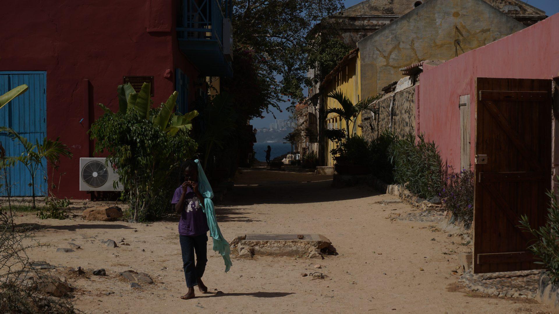 Goreé, Senegal